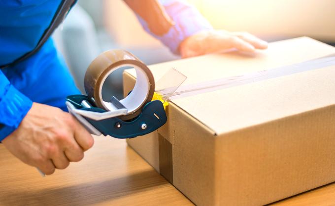 20年以上前から傘メーカ―様の物流業務を担当
