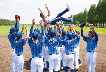 6月 東京倉庫協会野球トーナメント